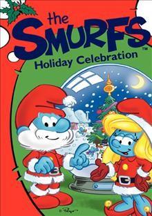 Hanna Barbera Christmas Dvd.The Smurfs Holiday Celebration Kenton County