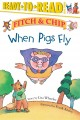 Go to record When pigs fly!