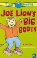Go to record Joe Lion's big boots