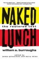 Go to record Naked lunch : the restored text