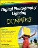 Go to record Digital photography lighting for dummies