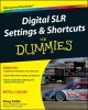 Go to record Digital SLR settings & shortcuts for dummies