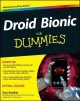Go to record Droid Bionic for dummies