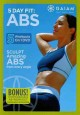 Go to record 5 day fit. Abs.