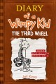 Go to record Diary of a wimpy kid : the third wheel