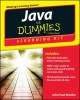 Go to record Java eLearning kit for dummies