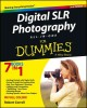 Go to record Digital SLR photography all-in-one for dummies