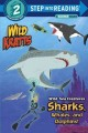 Go to record Wild sea creatures : sharks, whales, and dolphins!