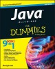 Go to record Java all-in-one for dummies