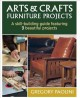 Go to record Arts & crafts furniture projects