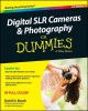 Go to record Digital SLR cameras & photography for dummies