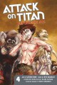 Go to record Attack on Titan: Before the Fall v. 4