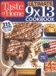 Go to record Ultimate 9x13 cookbook