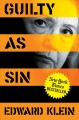 Go to record Guilty as sin : uncovering new evidence of corruption and ...