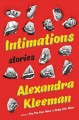 Go to record Intimations : stories