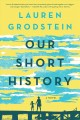Go to record Our short history : a novel