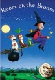 Go to record Room on the broom.