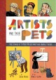 Go to record Artists and their pets : true stories of famous artists an...