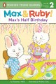 Go to record Max's half birthday