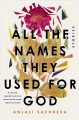 Go to record All the names they used for God : stories