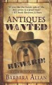 Go to record Antiques wanted