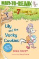 Go to record Lily and the yucky cookies